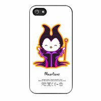 Hello Kitty Love Maleficent Disney iPhone 5s Case