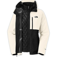 The North Face Women's Jackets & Vests INSULATED THERMOBALL WOMEN'S THERMOBALL™ TRICLIMATE® JACKET