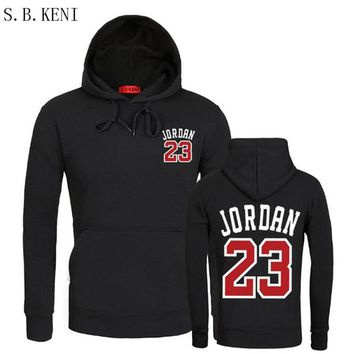 2018 Autumn New Mens Women Pink 3D JORDAN 23 Hoodies Fashion Printing Cotton 1:1 Casual Sweatshirts Men/Women Hoody