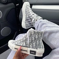 DIOR High-Top Sneaker