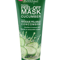 Cucumber Facial Peel-Off Mask :: Freeman Beauty