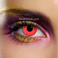 Red Contact Lenses   EDIT Red Contact Lenses (Pair)