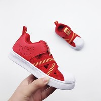 Adidas Girls Boys shoes Children boots Baby Sandle Toddler Kids Child Fashion Casual Sneakers Sport Shoes