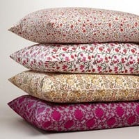 Warm Color Printed Pillowcases