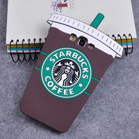Chenier OPAL FERRIE - 3D Starbuck Coffee Cup Soft Silicone Case