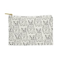 Allyson Johnson Cat Obsession Pouch