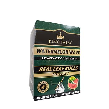 King Palm Flavored Slim Wraps - Watermelon (20 pack)
