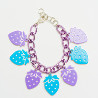 Strawberry Bliss Bracelet