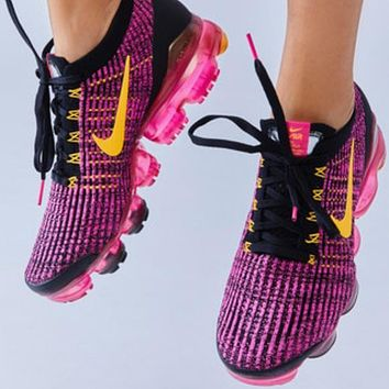 Nike Air VaporMax Flyknit 3.0 Men's and Women's Sneakers Shoes
