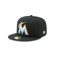 New Era Miami Marlins MLB 59Fifty Fitted Cap