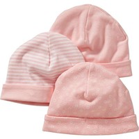 Old Navy Beanie 3 Packs For Baby