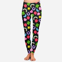 SUPER CLEARANCE Good Luck Charms Leggings (Exclusive)