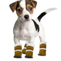 Hugs Pet Products Pugz Dog Shoes, Small