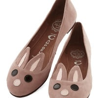 Jeffrey Campbell Quirky On Hop of the World Flat