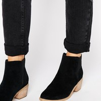 ASOS RISKED IT Suede Chelsea Boot