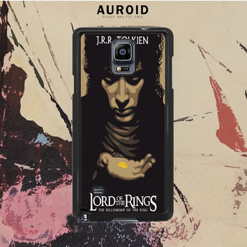 The Lord Of The Rings Samsung Galaxy Note 3 Case Auroid