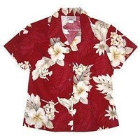 chili hawaiian lady blouse