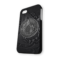 assassin's creed logo join iPhone 4/4S Case