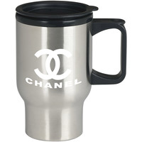 CC Chanel For Stainless Travel Mug **