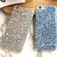 Popular Star Twinkle iPhone 6 6s 6Plus 6sPlus 7 7Plus 8 8Plus Phone Cover Case