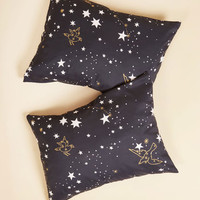 Star-Crossed Covers Pillow Sham Set | Mod Retro Vintage Decor Accessories | ModCloth.com