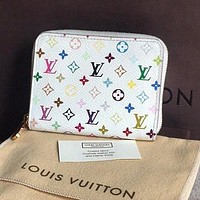 Perfect LV Louis Vuitton Clutch Bag Wristlet Wallet Purse