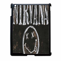 Nirvana Wood Sign Art iPad 3 Case