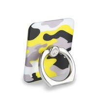 Yellow Camo Phone Ring