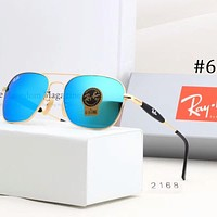 Ray-Ban 2018 summer men and women couple fashion color film sunglasses F-A-SDYJ #6