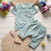 Summer Boys/Girls Baby Clothing