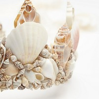 Wild & Free Jewelry Dreamer Mermaid Crown at Free People Clothing Boutique