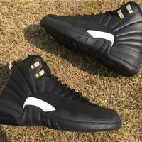 "AIR JORDAN 12 RETRO ""The Master""Basketball shoes"