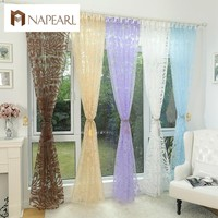 Home Textile Curtains Window Screening