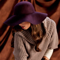 gale day floppy hat - $34.99 : ShopRuche.com, Vintage Inspired Clothing, Affordable Clothes, Eco friendly Fashion
