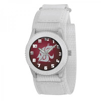 Washington State Cougars NCAA Youth Rookie Series Watch (White)