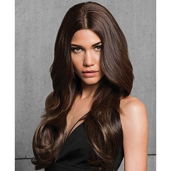 """22"""" 4pc Straight Fineline Extension Kit by Hairdo"""