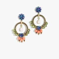 J.Crew Womens Neon Pop Statement Earrings