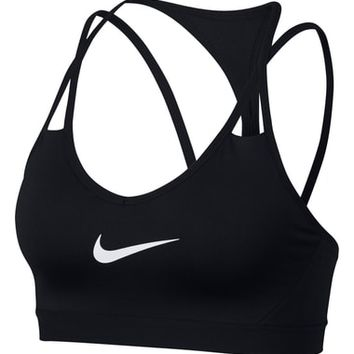 Nike Pro Indy Cooling Light Support Sports Bra | Nordstrom