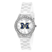 Michigan Wolverines NCAA Women's Frost Series Watch