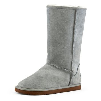 Women's Madison Tall Pull On Boot Grey