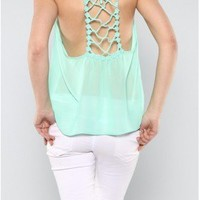 The Mint Summer In Miami Top - 29 N Under