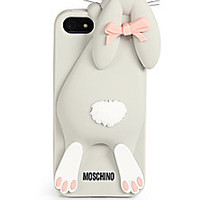 Love Moschino - Bunny Softcase For iPhone 5 - Saks Fifth Avenue Mobile