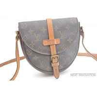 Authentic Louis Vuitton Monogram Chantilly PM Shoulder Bag M51234 LV 39778
