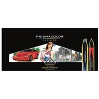 Prismacolor Premier Double Ended Art Markers, Chisel Tip and Fine Tip, Set of 72 Assorted Colors (3722)