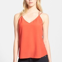 Women's Trouve Strappy High/Low Tank