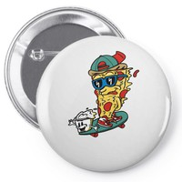 pizza and ranch Pin-back button