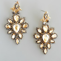 Azalea Statement Earrings