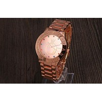 PANDORA 2018 new trend fashion wild quartz watch F-YY-ZT Rose gold