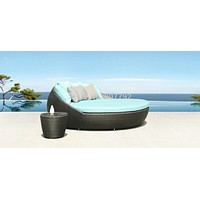 2015 all weather Patio furniture for outdoor daybed high rollers