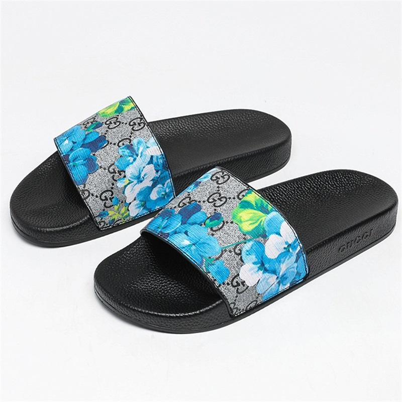Image of Dior GG Summer Men's and Women's All-match Slippers Shoes
